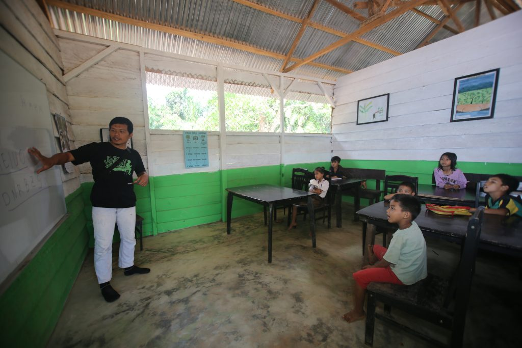Community Partnership-Sekolah Besamo